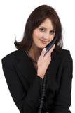 Signora #61 di affari Immagini Stock Libere da Diritti