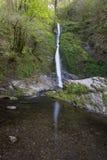 Signora bianca Waterfall Immagine Stock Libera da Diritti