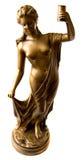 Signora Bronze (versione completa) Immagini Stock Libere da Diritti
