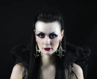 Signora del vampiro Immagini Stock Libere da Diritti