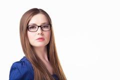 Signora #37 di affari Fotografia Stock