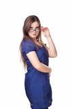 Signora #37 di affari Fotografia Stock Libera da Diritti