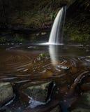 Signora Falls South Wales Fotografie Stock Libere da Diritti