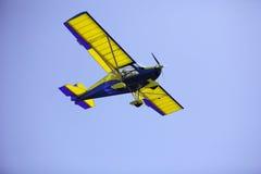 Signora Flying Fotografia Stock Libera da Diritti