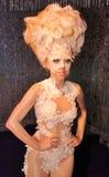 Signora Gaga Immagini Stock