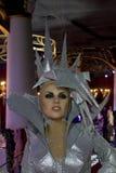 Signora Gaga Immagine Stock