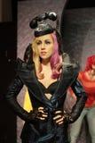 Signora Gaga Fotografie Stock Libere da Diritti