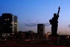 Signora Liberty immagini stock libere da diritti