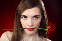Signora sensuale immagini stock libere da diritti