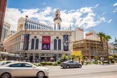 Signora Tussauds Las Vegas Nevada Immagini Stock Libere da Diritti
