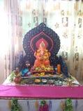 Signore Ganesh Fotografia Stock