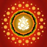 Signore Ganesha Immagine Stock