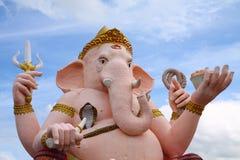 Signore Ganesha - dio di buona fortuna Immagini Stock Libere da Diritti