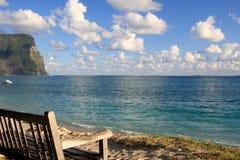 Signore Howe Island Fotografia Stock Libera da Diritti