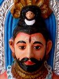 Signore indù Shiva del dio fotografia stock libera da diritti