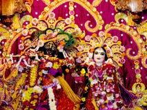 Signore Krishna Fotografie Stock