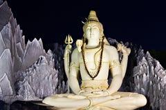 Signore Shiva Statue immagini stock libere da diritti