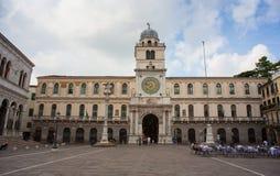 Signori del dei de la plaza, Padua Imagen de archivo libre de regalías