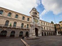 Signori del dei de la plaza, Padua Fotos de archivo libres de regalías