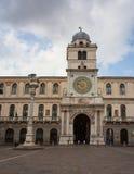 Signori del dei de la plaza, Padua Imagen de archivo