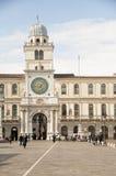 signori Padua del dei de la plaza Foto de archivo libre de regalías