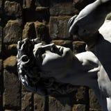 signoria аркады florence della Стоковое Изображение RF