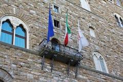 Signoria Building (palazzo), Florence Stock Photos