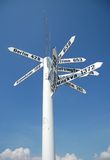 Signpost Stock Photos
