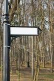 signpost fotografering för bildbyråer