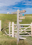 Signpost Royalty Free Stock Image