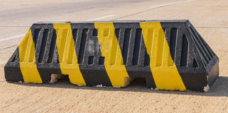Signposting port Stock Photography