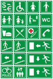 Signs 2 (Vector) Stock Photo