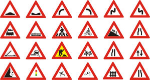 Signs Stock Image