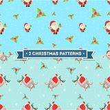 Signs of Christmas. Christmas Vintage background. Stock Photo