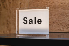Signs discount Royalty Free Stock Photos