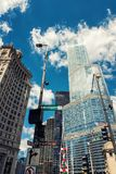 Magnificent Mile Chicago Royalty Free Stock Photography