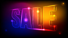 Signs for sale Royalty Free Stock Images