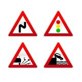 Signs traffic Royalty Free Stock Image