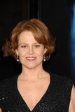 Sigourney Weaver. At the Los Angeles Premiere of 'Avatar,' Chinese Theater, Hollywood, CA. 12-16-09 Royalty Free Stock Photo
