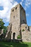 Sigtuna, igreja St.Per, 13 C. Imagens de Stock