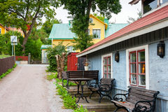 Sigtuna town. Sweden Stock Image