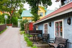 Sigtuna town. Sweden Stock Image