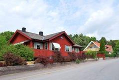 Sigtuna. Zweden royalty-vrije stock foto