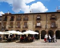 Siguenza,西班牙 免版税库存图片