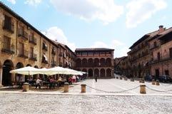 Siguenza, Испания Стоковое Фото