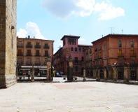Siguenza, España Foto de archivo libre de regalías