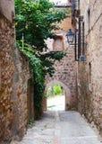 Siguenza, España Fotos de archivo