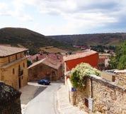 Siguenza, España Foto de archivo