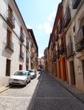 Siguenza, Spagna Fotografia Stock