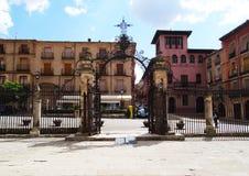 Siguenza, Spagna Fotografie Stock Libere da Diritti